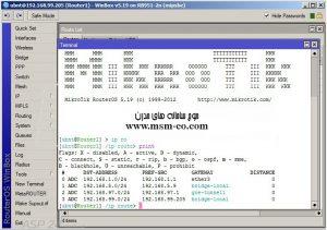 سیستم عامل میکروتیک